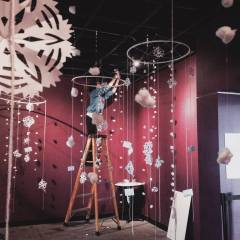 Wishy Wonderland, Lead Coordinator & Artist | Santa Cruz Museum of Art & History 2015