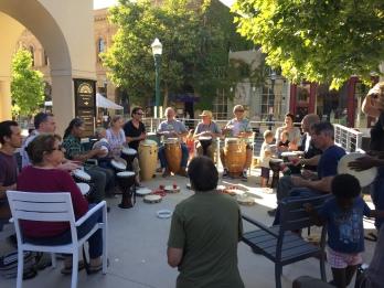 Community Rhythms, Lead Coordinator | Abbott Square: Summer 2017