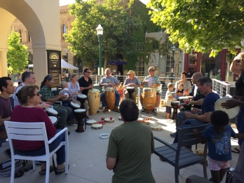 Community Rhythms, Lead Coordinator | Abbott Square: Summer 2017