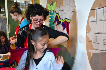 Kid Happy Hour, Lead Coordinator | Santa Cruz Museum of Art & History 2013-2015