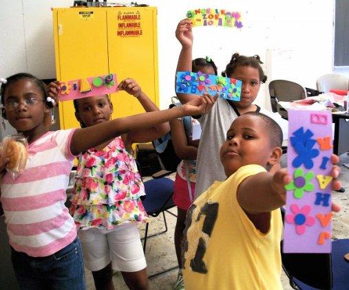 SuperKids, Enrichment Coordinator | Baltimore 2009