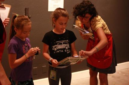 MAH School Field Trips, Tour Lead | Santa Cruz 2012-2013