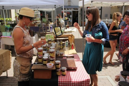Summer Art Market, Lead Coordinator | Santa Cruz Museum of Art & History, July 2014